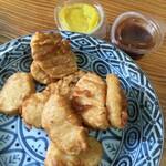 ベジタル サンドイッチ - 料理写真:チキンナゲット