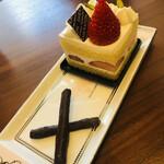 ラウンジ シーウインド - こちらは女子のショートケーキ