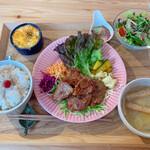 こぐまちゃんカフェ - 料理写真: