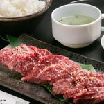 焼肉さんじ - ランチサガリセット