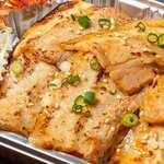 焼肉さんじ - 豚カルビ丼