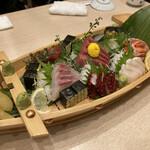 栄寿司 - * 黒潮盛り 11,000円
