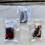 MAMANO CHOCOLATE - 試食