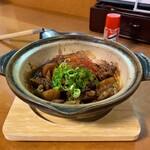 145579074 - 松阪牛すじのどて煮