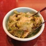 中華風家庭料理 ふーみん - 搾菜