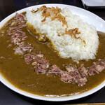 牛すじカレー 小さなカレー家 - ✨牛すじカレー並盛(※450g) ¥450‼️✨