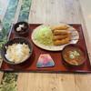 鯉登 - 料理写真:串かつランチ