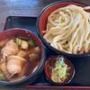 うどん本舗 - 料理写真:肉汁うどん(中)