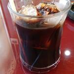 くらうん - アイスコーヒー  350円