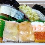 いづ松 - 京寿司
