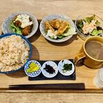 TSUKUMO食堂 - 選べる定食