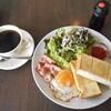 ぽかぽカフェ - 料理写真:モーニングプレート
