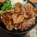 韓丼 - 料理写真:カルビ丼 ¥550
