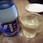 蔵蔵 - 「日本盛生貯蔵酒」300ml。650円也。