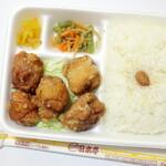 日本亭 - 料理写真:Mから弁当。
