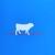 エシレ・パティスリー オ ブール - その他写真:エシレと言えば牛さん