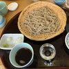 蕎麦 ひびき庵 - 料理写真:あらびき蕎麦