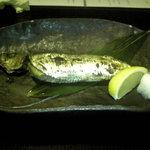 居酒屋 和酔 - 北海道産にしん塩焼き
