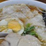盛昭軒 - 鶏煮と卵とワンタン