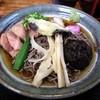 道の駅 酒谷 レストランせせらぎの里 - 料理写真:冷やし棚田そば