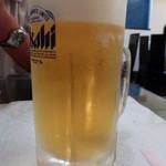わらべ菜魚洞 - 生ビール