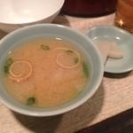 鉄板焼き 海 - 定食セット