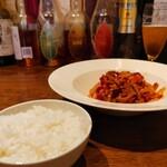 くろさわ東京菜 - ご飯とぴったり合います!