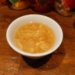 くろさわ東京菜 - スープ