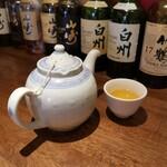 くろさわ東京菜 - 中国茶