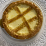 145603415 - トロイカのベイクドチーズケーキ。5号、3132円税込です!