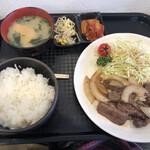 ホルモン 立ち呑み たきもと - 料理写真: