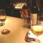 Tre・Tre - まずは、白ワイン