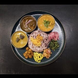 Curry Spice Gelateria KALPASI - 料理写真: