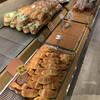 Supeinishigamapannobonosu - 料理写真:朝オープン時はパンの種類は少ない