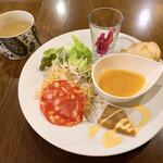 MESO - 前菜サラダ
