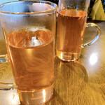 MESO - 薔薇のレモネード(HOT)