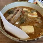 ばん - とんび豆腐(1本)350円