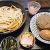 Sanukiji - 料理写真:この組み合わせで990円