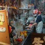 Iketsurukajitsu - 怪しいお兄さんが作るミックスジュース