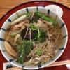さくら庵 - 料理写真:きのこそば 1000円