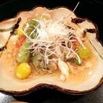 Chisoutorinosu - 山菜あんかけ