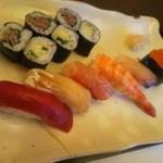 14563318 - 握りランチ 寿司