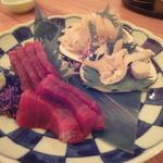小石川 かとう - 6月某日のお刺身