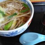 蕎麦もりもと - 料理写真: