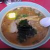 どさん子大将 - 料理写真:味噌ラーメン(バタートッピング)