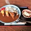 四季菜館 つわぶき - 料理写真:カンパチカツカレー¥950