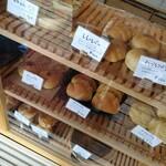 ベーカリー グラム - 料理写真:いろいろなパン