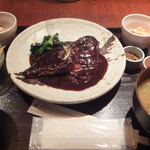 145639437 - サバ味噌煮定食