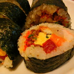 すしのありじん - 料理写真:海鮮巻き