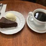パスタアンドコーヒー・プレッツェモーロ - デザート&コーヒー